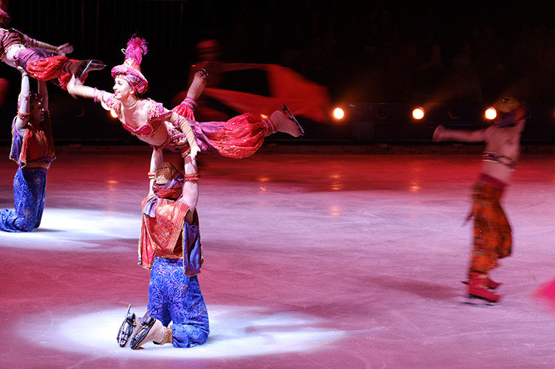 Disney On Ice Prins Ali