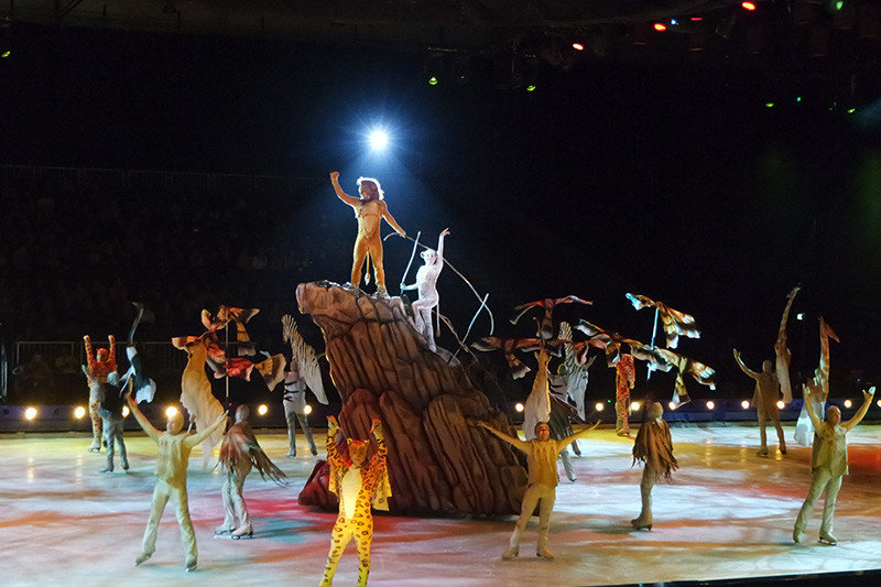 Disney On Ice Lion King