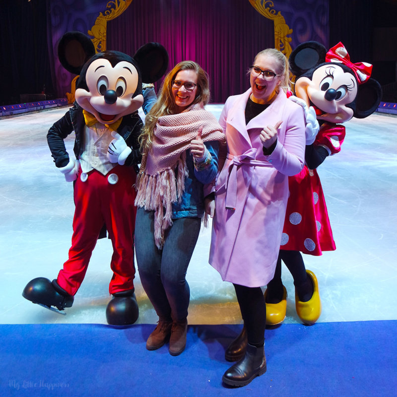 Disney On Ice Meet & Greet
