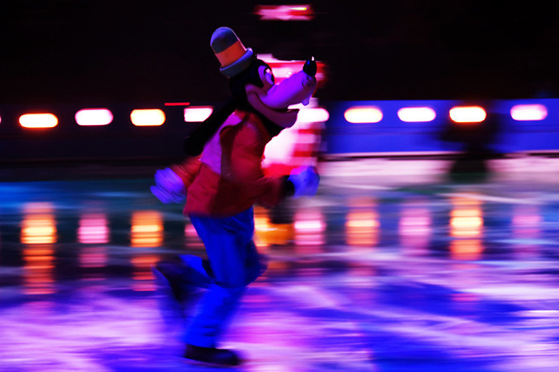 Disney On Ice Goofy