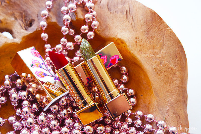 Etos kerst lipsticks Santa's little helper en Sparkle away!