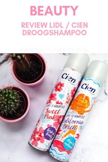 Review Lidl Cien Droogshampoo