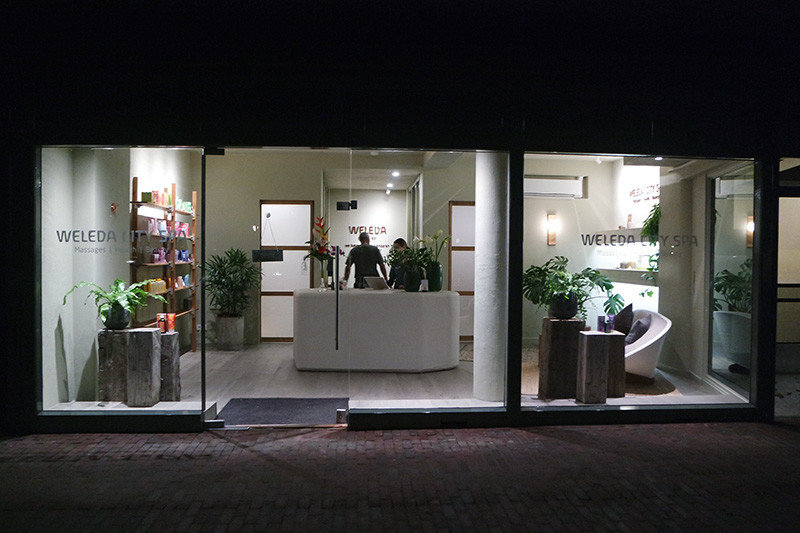 Weleda City Spa Rotterdam Hilligersberg
