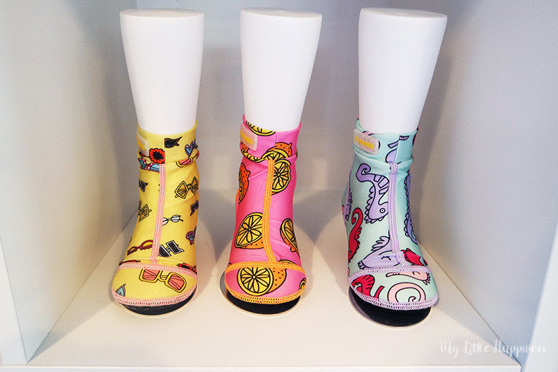 Duukies beachsocks van Blond Amsterdam
