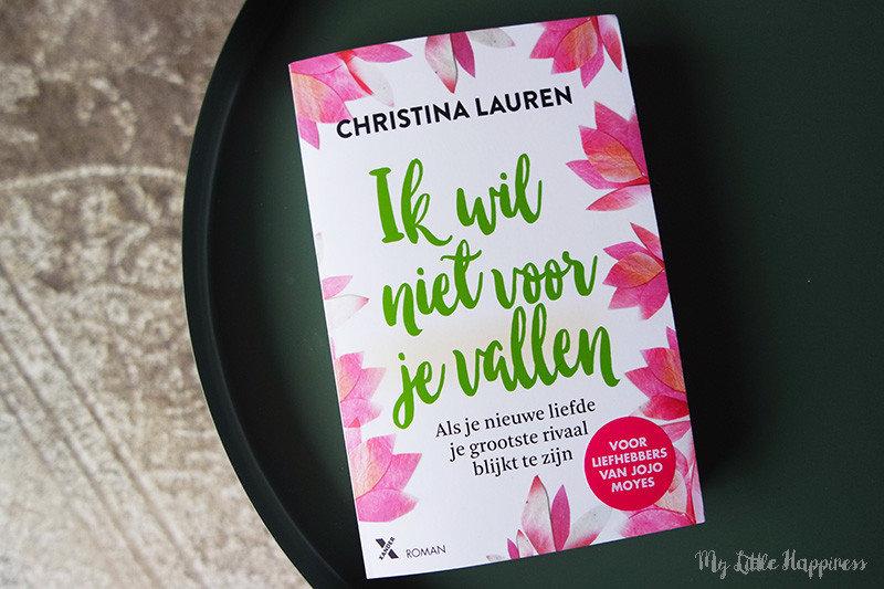 Ik wil niet voor je vallen Christiana Lauren review