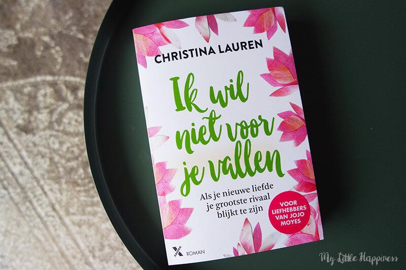 Ik wil niet voor je vallen van Christina Lauren | Boek review