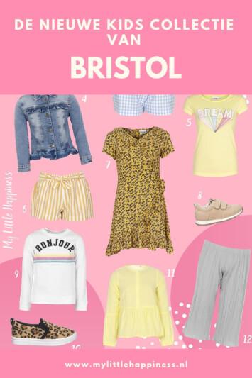 Bristol nieuwe kids collectie meiden