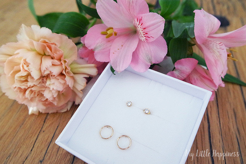 Isabel Bernard gouden sieraden