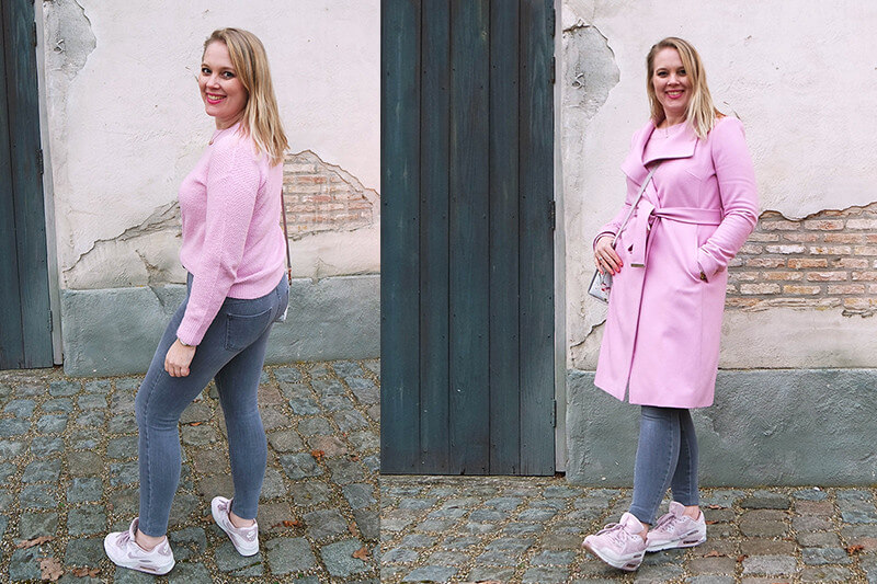 Outfit | Sweet Lilac budget trui