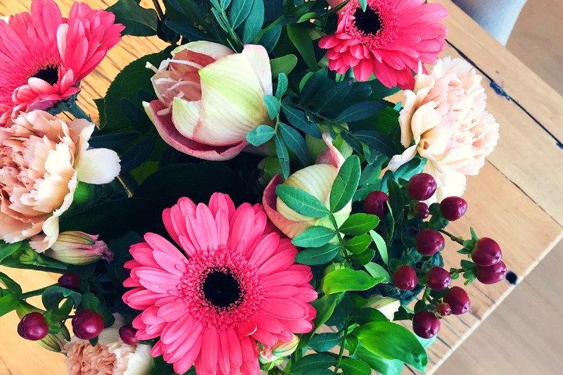 beterschap bloemen