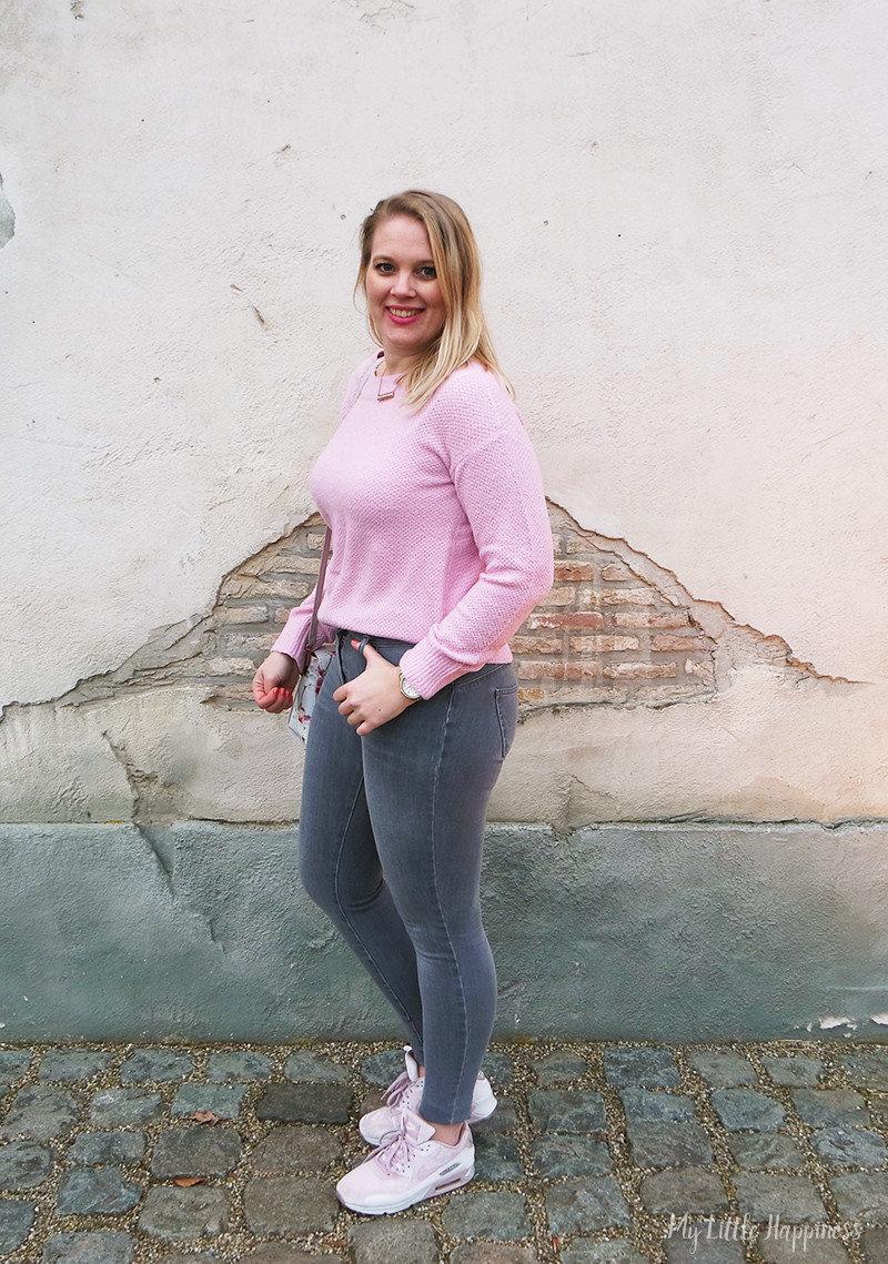 Roze trui van Zeeman