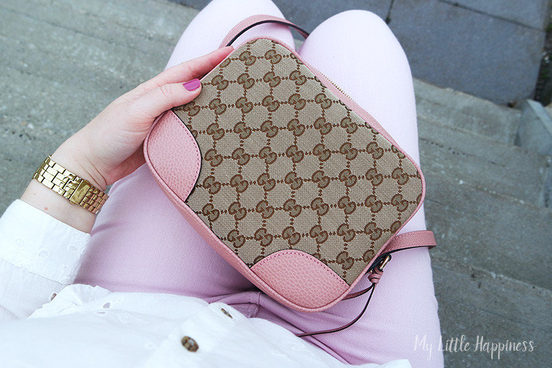 Gucci Bree Bag pink