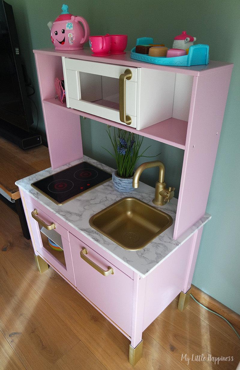 Ikea Duktig keukentje opgeknapt