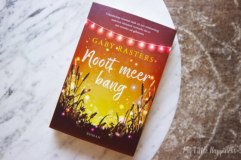 Review | Nooit meer bang van Gaby Rasters