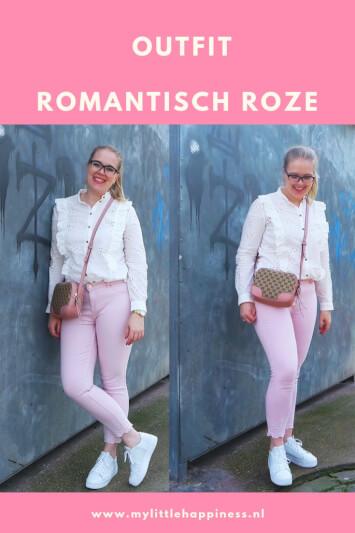 Outfit romantisch roze met de gucci bree pink