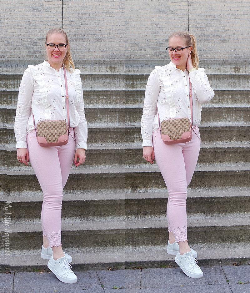 Romantisch Roze Gucci Ted Baker