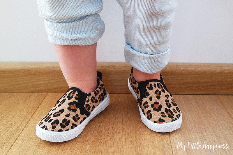 Bristol Ronduit Voordelig tijgerprint schoenen