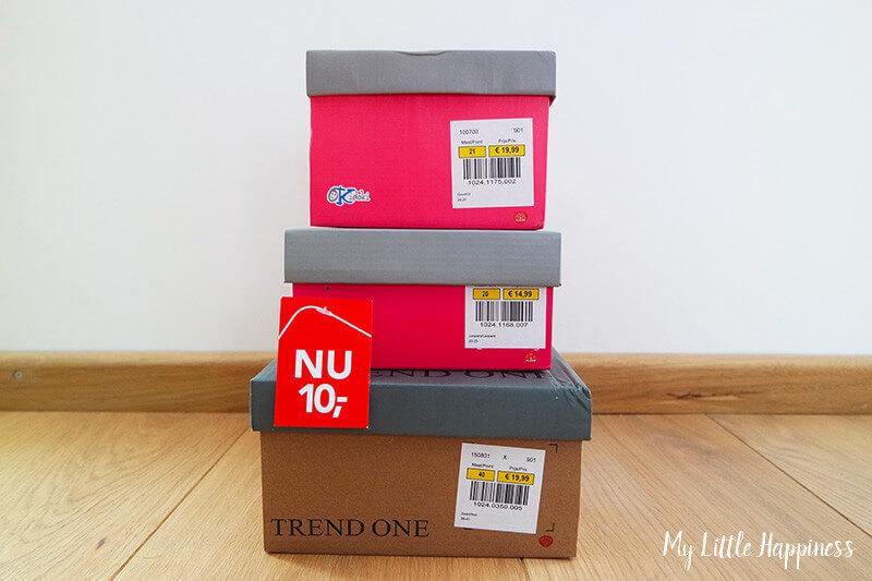 Bristol schoenen shoplog | Okidoki en Trend One