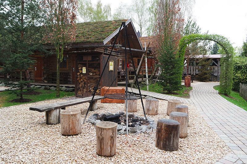 Overnachten op Camp Resort Europa-Park