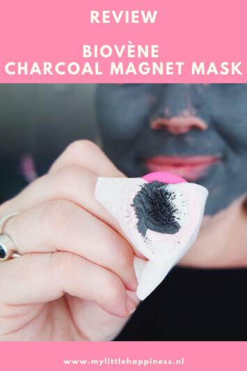 Biovène Charcoal magnet mask