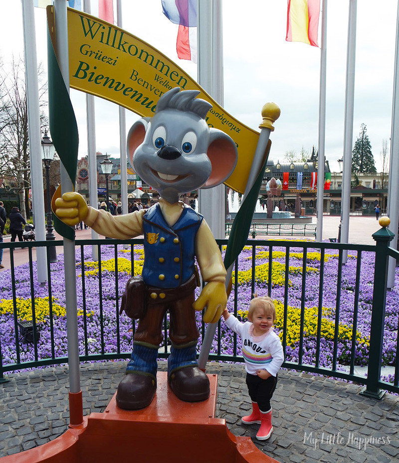 dreumes in Europa-Park
