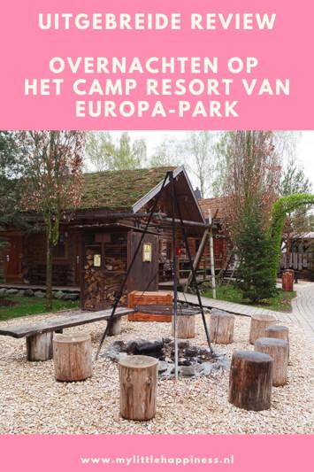 Overnachten op het Camp Resort van Europa-Park