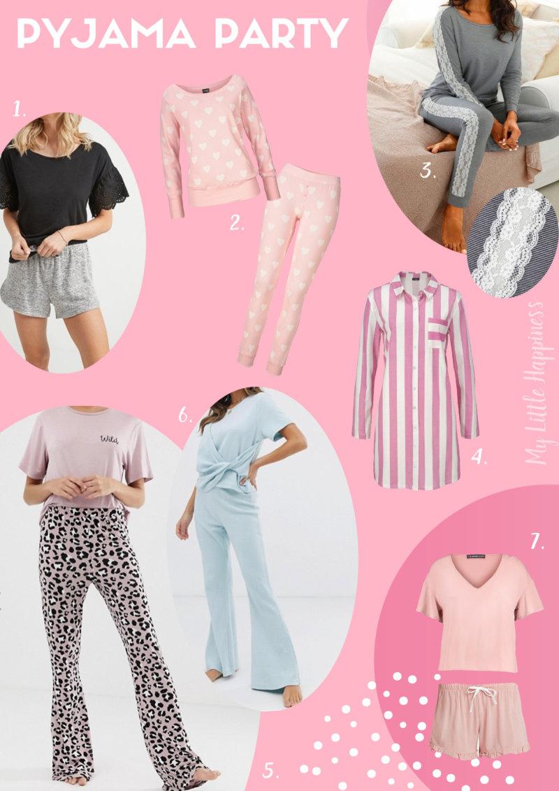 Pyjama Party - de leukste pyjama's voor dames