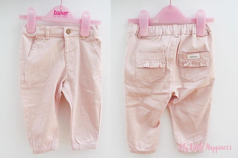 Newbie roze broek