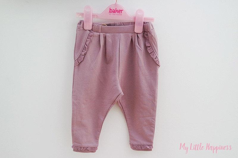 Newbie Paarse broek