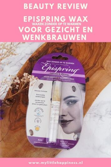 Epispring wax