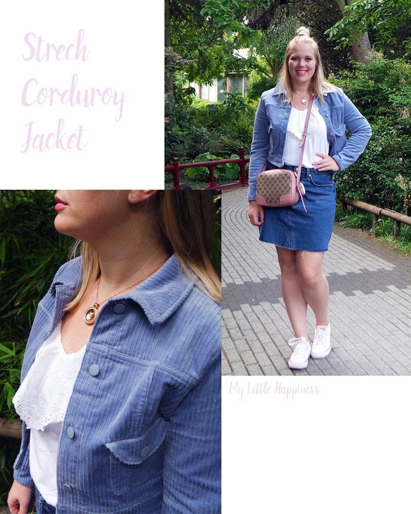 Strech corduroy jacket H&M Sale