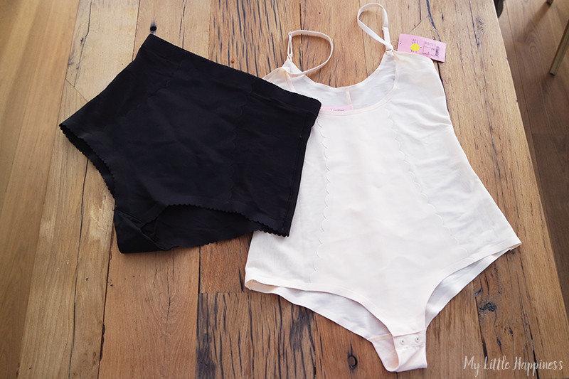 Hunkemoller corrigerend ondergoed sample sale