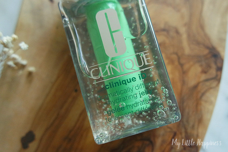 Clinique ID Hydrating Jelly / irritatie