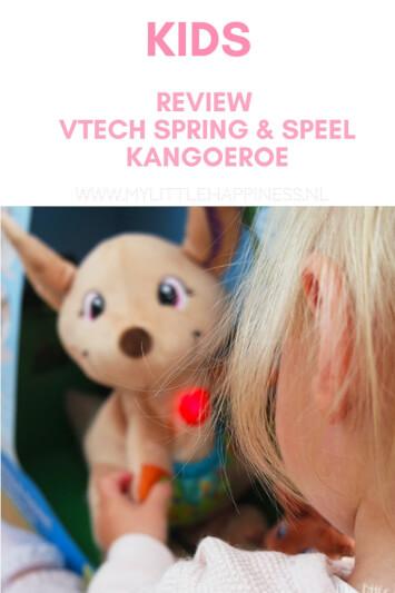 Spring & Speel Kangoeroe
