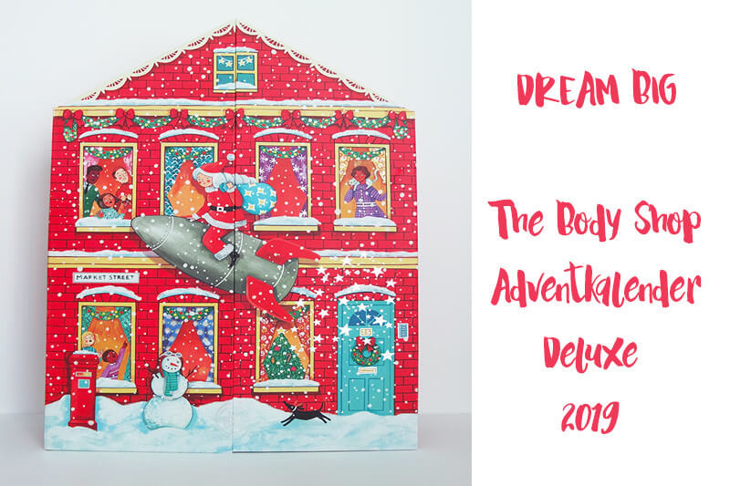 The Body Shop Adventskalender Deluxe 2019 – Dream Big