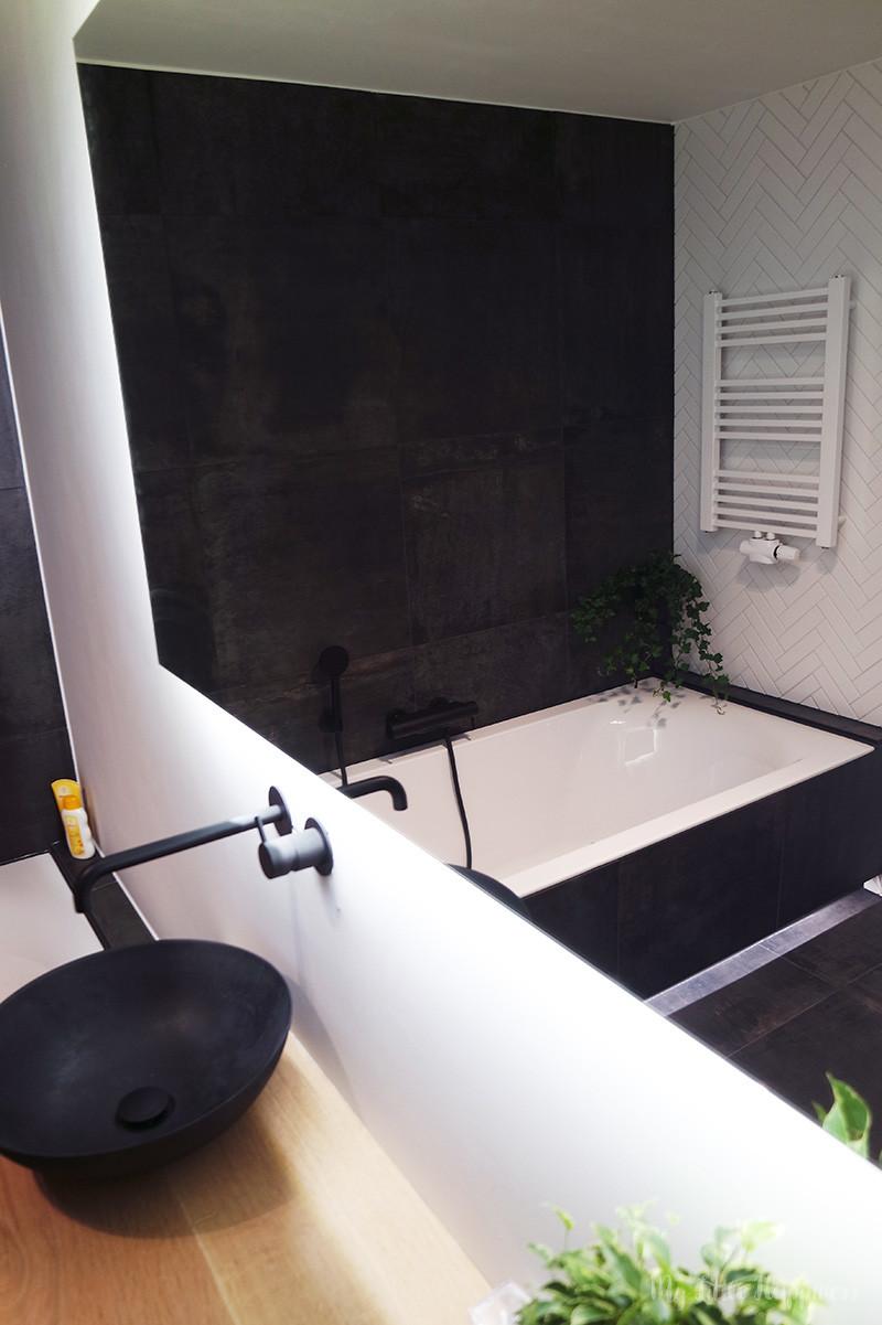 Spiegel INK met verwarming badkamermeubel outlet