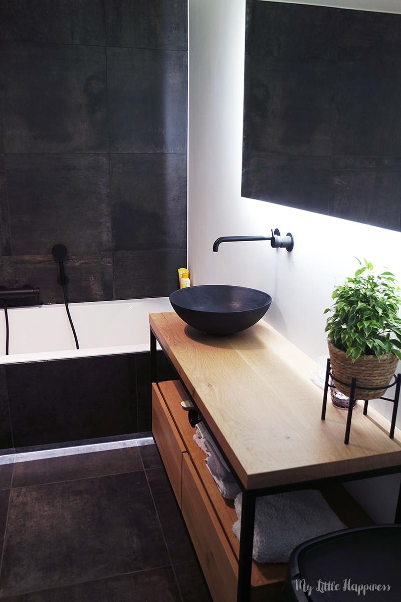 Badkamermeubel furnitrend - industriële badkamer