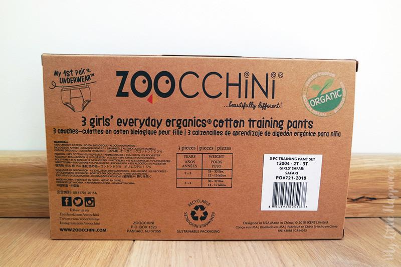 Zoocchini verpakking oefenbroekjes