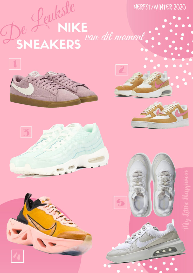 Leukste Nike Sneakers AW2020