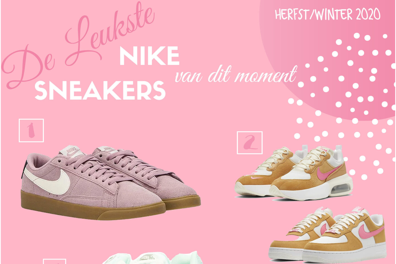 De leukste Nike Sneakers van dit moment