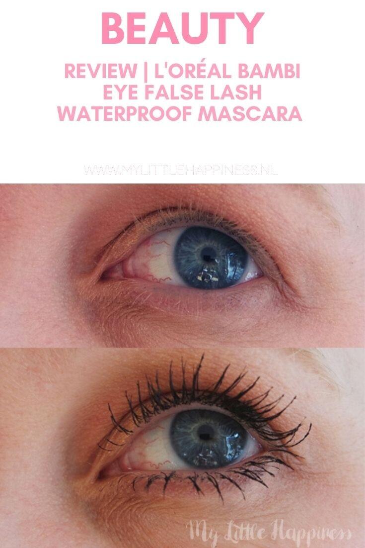 Bambi Eye False Lash Waterproof Mascara review