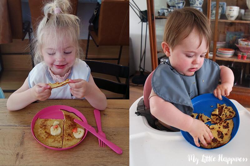 Kinderpannenkoek maken