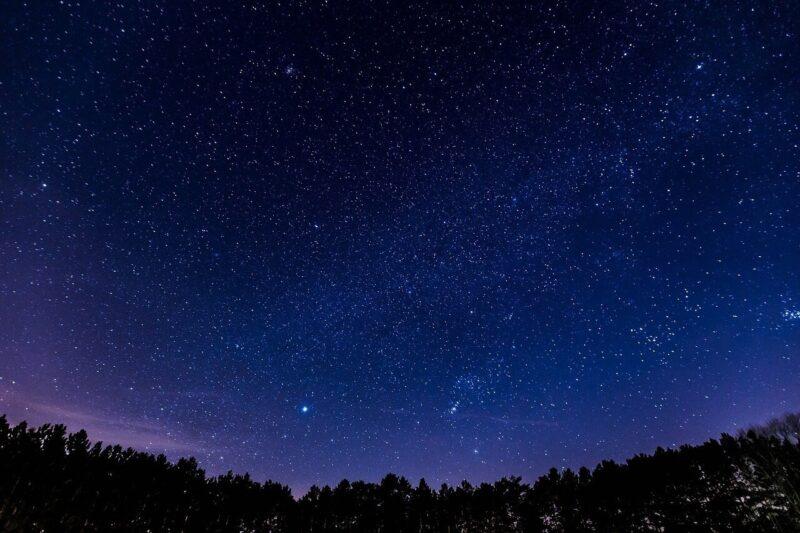 Sterrenbeeld - het staat in de sterren